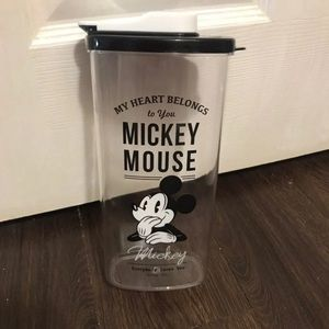 Mickey Mouse water jug container for travel